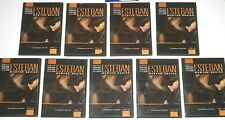 Esteban Master Series Complete Instructional Classical Guitar Dvd Set -Free Ship