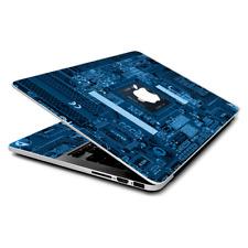 Skin Wrap for MacBook Pro 15 inch Retina  circuit2 blue