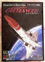 GLEYLANCER MD Mega Drive SEGA Video Game Japan Import Very Good Condition