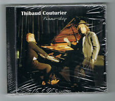 THIBAUD COUTURIER - PIANO-STOP - CD 13 TITRES - 2001 - NEUF NEW NEU