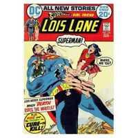 Superman's Girl Friend Lois Lane #125 in Fine minus condition. DC comics [*nd]