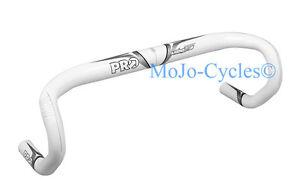 Shimano PRO VIBE 7S Handlebar Anatomic White 31.8mm x 42cm New