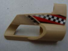 LEGO Technic Panel Fairing #5 32527 tan caramel karamel mit Aufkleber 8371