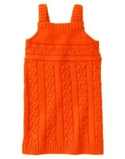 GYMBOREE~FALL HOMECOMING CABLE SWEATER DRESS~10~NWT