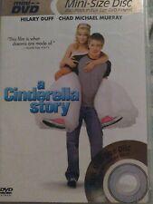 A Cinderella Story (Mini -Size disc ) - Dvd - Very Good Hillary Duff
