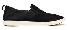 Olukai Hale'Iwa Black Black Slip-on Sneaker Shoe Women's US sizes 5-11 NEW!!!