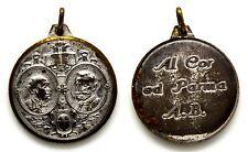 Medaglia Giuseppe Verdi - Al Cor Ed Parma A.D. Metallo Argentato