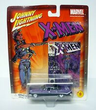 JOHNNY LIGHTNING '59 DESOTO #9 The Uncanny X-Men Diecast Car MOC COMPLETE 2002