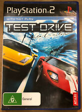 Test Drive Unlimited (Sony Playstation 2, 2007)