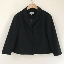 VERONIKA MAINE Womens Coat, Size 8, Wool Winter Jacket - Made in Australia