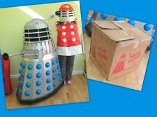 Mega-rare: BOXED Berwick Dalek Playsuit, 1965. Doctor Who. % to charity do!