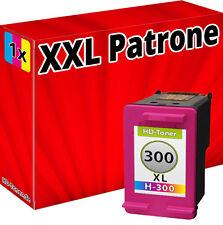 TINTE PATRONEN für HP 300-XL Color ENVY 100 110 114 120 CC644EE CC643EE REFILL