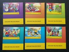 Malaysia Children's Holiday Activities Legoland 2017 Lego Play (stamp word) MNH