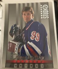 1997-98 DONRUSS STUDIO PORTRAITS 8X10 COMPLETE HOCKEY SET (36) MINT
