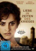 LIEBE IN ZEITEN DES KRIEGES - CRUZ,PENELOPE   DVD NEU