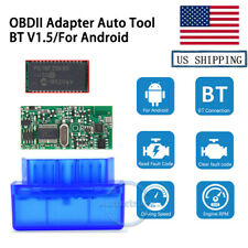 USA Warehouse Bluetooth V2.1 OBD2 Code Reader Scanner Car Diagnostic For Android
