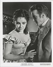 MONTGOMERY MONTY CLIFT LIZ ELIZABETH TAYLOR RAINTREE COUNTY MGM FILM STILL #4