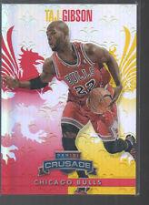 TAJ GIBSON  2013-14 PANINI CRUSADE RED CARD #296 /349