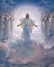 Vision of GOD / Christian - Christianity 8 x 10 GLOSSY Photo Picture