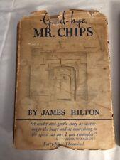 Goodbye Mr Chips    1934 James Hilton