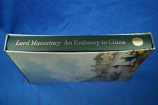 2004 FOLIO SOCIETY AN EMBASSY TO CHINA BY LORD MACARTNEY