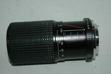 RMC TOKINA  80-200 MM ZOOM LENS.  PENTAX P/K BAYONET   FITTING :