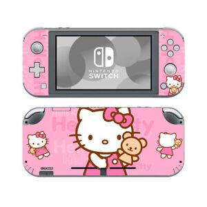 Ci-Yu-Online Hello Kitty Vinyl Skin Screen Protector for Nintendo Switch Lite