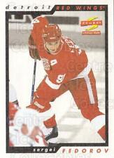 1996-97 Score Golden Blades #77 Sergei Fedorov