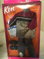 VINTAGE KEN DOLL FASHION AVENUE  OUTFIT BOYFRIEND OF BARBIE DOLL NRFB FROM 1999