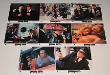 Kirk Douglas Tough Guys Burt Lancaster set of 8 original British photos