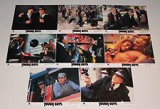 Kirk Douglas Tough Guys Burt Lancaster set of 8 original British photos