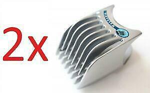 (two) Panasonic wer2201s7408 Comb Attachments for er2201, er2211 Beard Trimmer