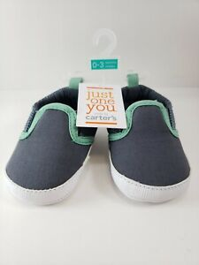 Baby Slip On Shoes - Just One You Made by Carter's - 0-3 months