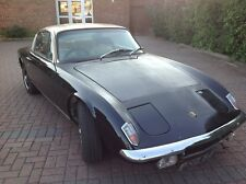 LOTUS ELAN +2  RARE ORIGINAL JPS JOHN PLAYER SPECIAL P/X..SWAP CLASSIC CAR...ETC