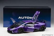 Autoart LAMBORGHINI HURACAN PERFORMANTE VIOLA PASIFAE/PEARL PURPLE 1/12 New!