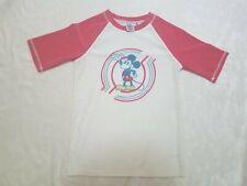 New listing Junk Food Disney Boys Mickey Mouse Rash Guard Swim Shirt - Size L