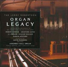 The Leroy Robertson Organ Legacy, New Music