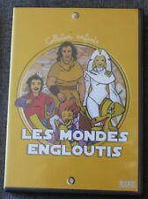 Les Mondes engloutis, 5 épisodes, DVD