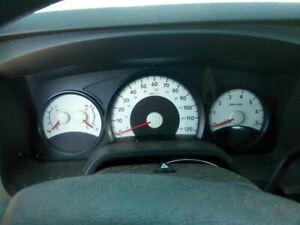Speedometer Cluster MPH Black Trim Fits 09-11 DAKOTA 6948072