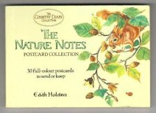 Nature Notes Postcards (The Country Diary Collection) Hardback Book The Fast