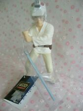 1998 Star Wars Luke In Jedi Training with Light Saber Collectores Series New