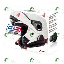 INTERFONO NOLAN N-COM Bluetooth B5 kit x un casco N104 -N104EVO- N44-N40 NOVITA