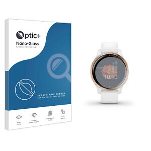 Optic+ Nano Glass Screen Protector for Garmin Venu 2S
