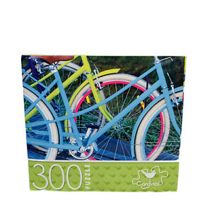 Bicycles - Puzzle - 300 Pc - New