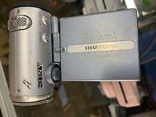 Sony Handycam DCR-IP5 Micro MV W/ Case