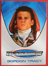 THUNDERBIRDS (The 2004 Movie) - Card#07 - Gordon Tracy - Cards Inc 2004