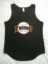 Fresno Grizzlies Baseball Tank Top Size Large