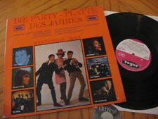 LP YESTERDAY on surtout Udo von et Françoise HARDY THE KINKS VOGUE'65 | VG TO VG +