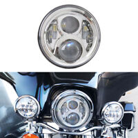 """7"""" Inch LED Motorcycle Projector Headlight For Harley jeep toyota ford"""