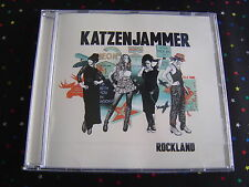 CD Katzenjammer - Rockland - neu&ovp - My Dear - Shine Like Neon Rays - Bad Girl